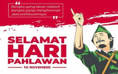 Hari Pahlawan 10 November 2020