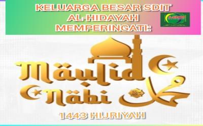 MAULID NABI 1443 H